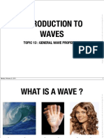 13 Intro to Waves