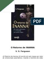 O Retorno de Inanna - V. S. Ferguson