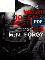 1- What Doesn_t Destroy Us - M.N. Forgy