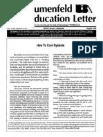 The Blumenfeld Education Letter August 1990