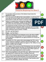 Fact Sheet 2 Agreement