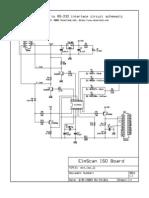 Esquema Electrico de Decodificador OBD II