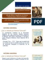 Vision de La Historia Universal