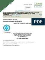 Développement d'une application web pour l'optimisation du processus d'archivage et d'accès aux données d'une entreprise (cas de Bell equipement) - Freddy ILUNGA KADIATA