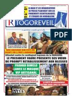 Togo Réveil N°416