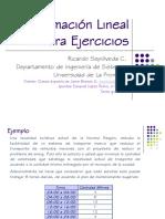 Clase N°8 EJERCICIOS PROGRAMACION LINEAL ENTERA (sin resolución )03.05.2021