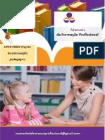 UFCD 10652 Projeto de intervenção pedagógica MANUAL