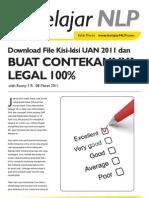 Newsletter RFR - Kisi-Kisi UAN 2011