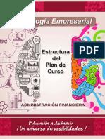 PLAN DE CURSO Psicología Empresarial(4)