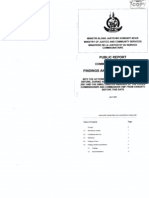 Public Report Commission of inquiry