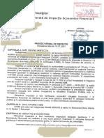 Raportul Ministerului Finanțelor care constată prejudiciul de 243 de milioane lei din contractul cu Romprest