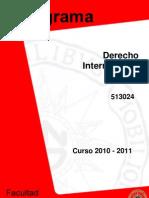 DERE INT PUBLI (2011)