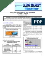 4Q2010 Labor Market Updates