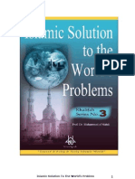 Islamic Solution to the World's Problems - Prof. Dr. Muhammad Al'Mahdi