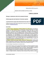 Sindrome Medular Posterolateral