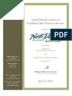 North Dakota COE_Final Report_TPMA_071310