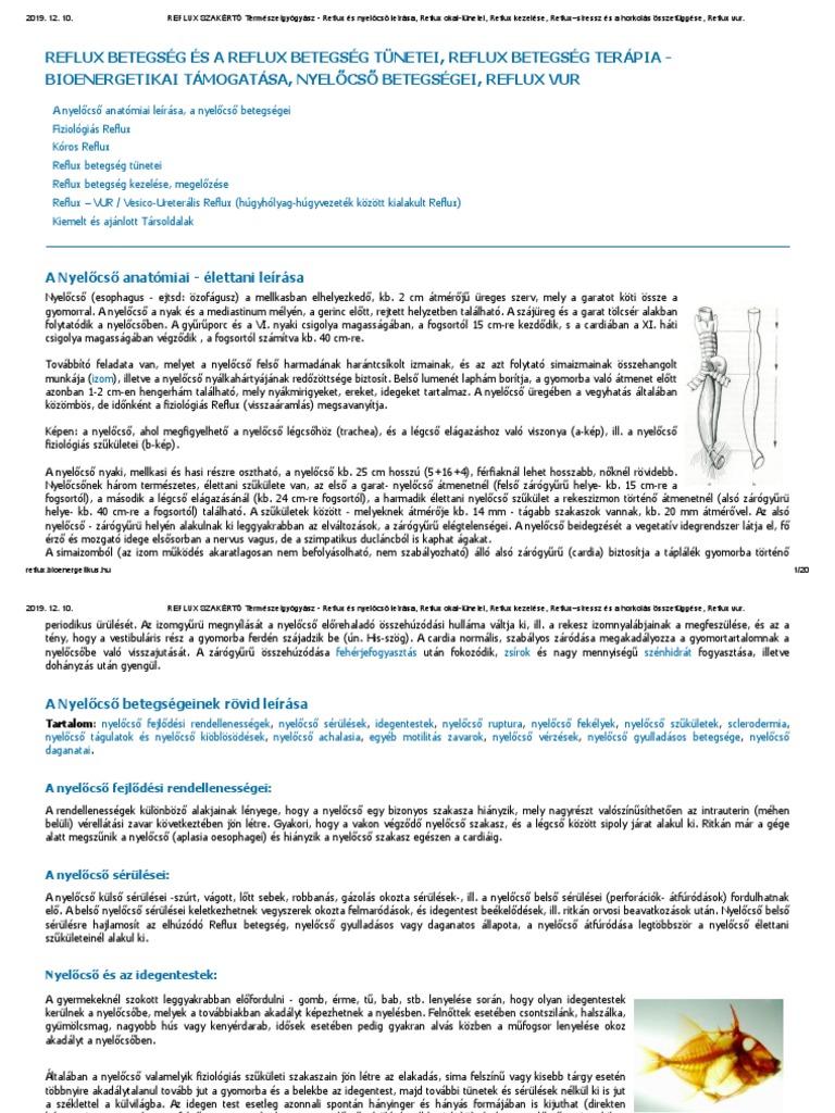 Krónikus prosztatitis fáj a vese