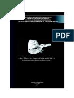 Dissertação - A Estética Da Commedia Dell'Arte - Marcílio Vieira