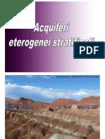 6. Acquiferi eterogenei stratificati