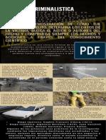 infografía criminalística