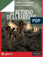 El retorno a la barbarie (Spanish Edition)