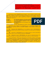 Contrato de Cesión de Derecho