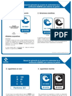 MANUAL DE APLICACION ICONTEC