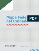 Mapa Federal del Cuidado