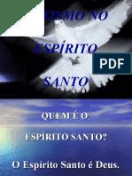 Batismo com Espírito Santo1 Aguinaldo