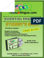 ESB Essential English 1 2018