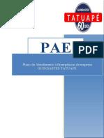 PAE -TATUAPÉ - RNEST