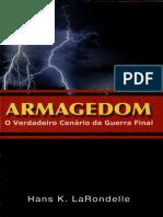 Armagedom - Hans K. LaRondelle
