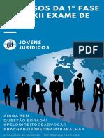 Recursos OAB - Jovens Jurídicos