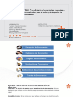 DIAPOSITIVAS-PROCEDIMIENTO-Y-HERRAMIENTAS-MANUALES-O-AUTOMATIZADAS-PARA-EL-RECIBO-Y-EL-DESPACHO-DE-DOCUMENTOS.