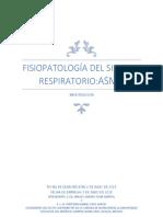 FISIOPATOLOGÍA DEL SISTEMA RESPIRATORIO_ASMA