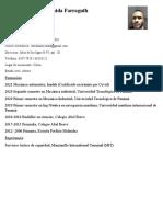 Christian Secaida (Curriculum)