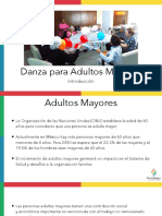 Adultos Mayores Clase 1