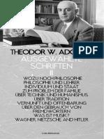 (AS2) Adorno