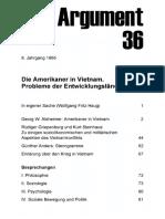 DA036 Die Amerikaner in Vietnam. Probleme Der Entwicklungsländer (II)