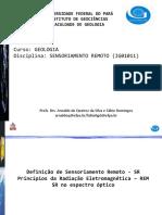AULA 1,2,3_PRICIPIOS FISICOS DE SR_2013