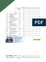 List of Trains