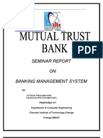 Banking Management System doc 2