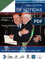 Carta de Noticias Junio-Julio 2008