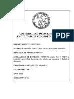 0433 - Teoría e Historia de La Historiografía - Cattaruzza