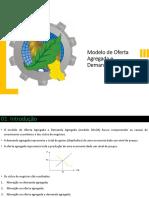 Macro2 Modelo de Oferta Agregada e Demanda Agregada