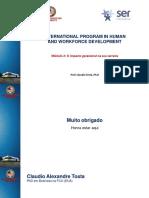 Modulo 2 - O Impacto Geracional Na Sua Carreira