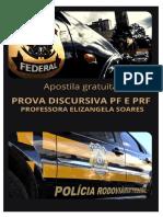 APOSTILA GRATUITA A PROVA DISCURSIVA DA PF E PRF (2)