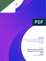 Direito Penal e Processo Penal ITEP RN
