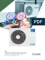 unidade condensadora ES Elgin