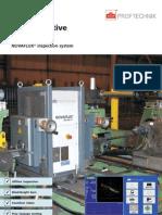 22    PRÜFTECHNIK  NOVAFLUX_leaflet-Standard_FLUX DE DISPERS